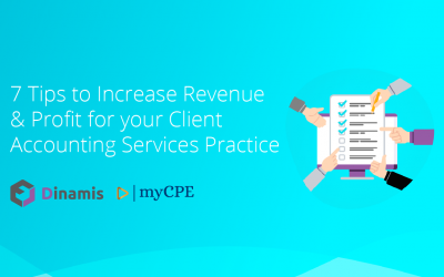 Webinar: 7 Tips to Increase Revenue & Profit for your Client Accounting Services Practice